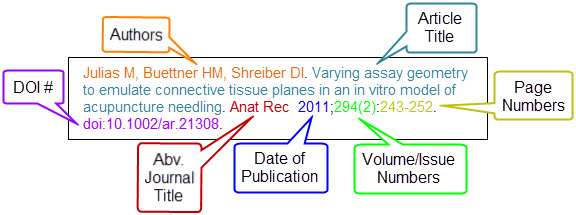 Writing Annotated Bibliography In Ama Citation Style