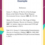 ACS Citation Example