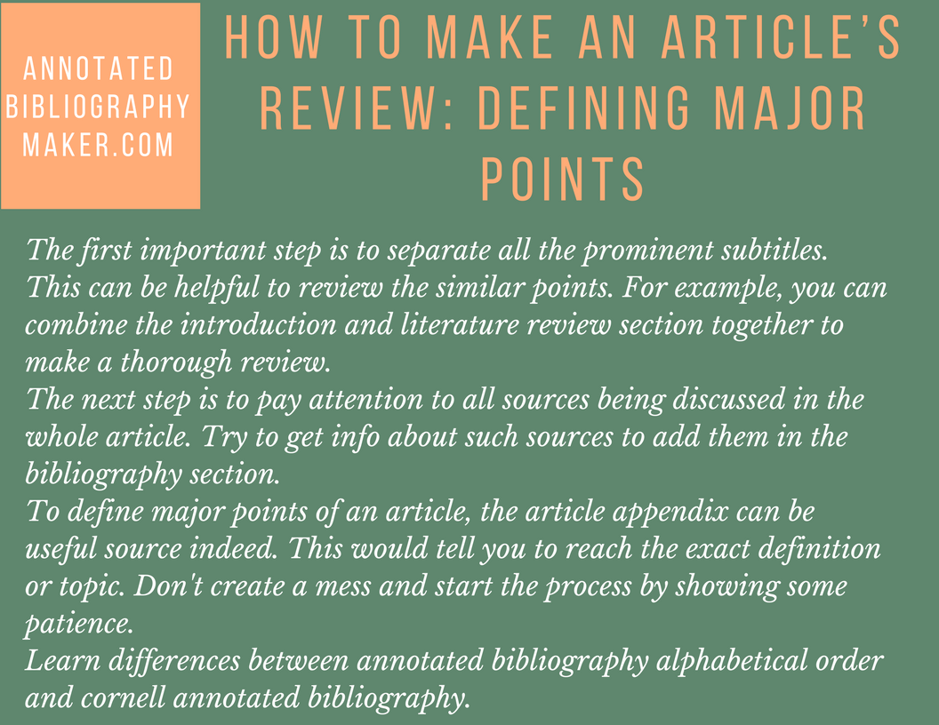 how to cite scientific article