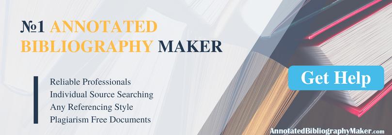 create apa bibliography