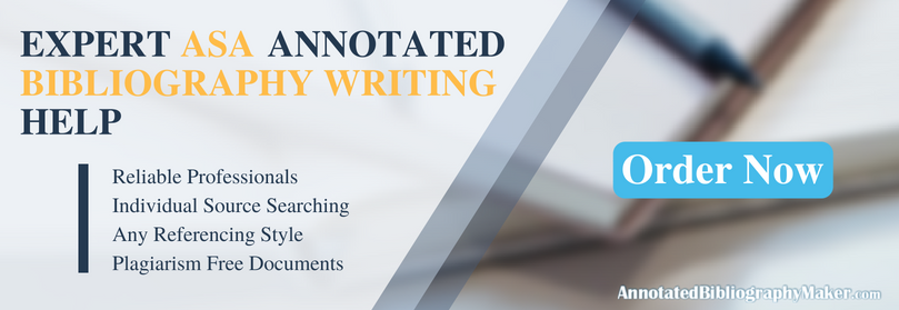 free annotated bibliography maker